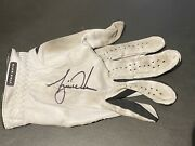 Tiger Woods Signed Nike Golf Gloveuda Upper Deck Authenticated