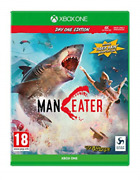 Software - X Box One-maneater Day One Edition Xbox One Game Uk Import Game New