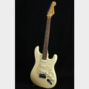 Fender American Deluxe Stratocaster N3 Olympic Pearl Shinsaibashi Store