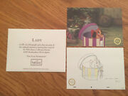 Walt Disney Classics Collection Wdcc Lady And The Tramp Lithograph And Art Print