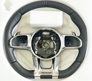 19-2021 Oem Mercedes Amg G63 C63 E63 Gt S63 Cls63 Heated Leather Steering Wheel