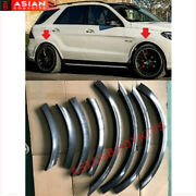 Fender Flares For Mercedes Benz Gle W166 Amg Packaged