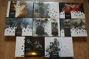 The Witcher 8 Puzzle Collection - Triss - Geralt - Jigsaw - Rare