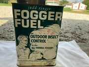 Vintage Judd Ringer Insecticide Gallon Can