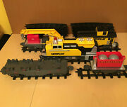 Toy State Cat Caterpillar Construction Toy Train Set