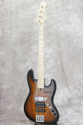 Used Atelier Z M245 Plus Custom D-brb 2016 Electric Bass Guitar From Japan