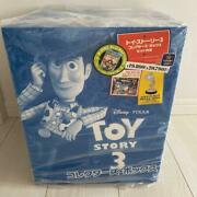 Toy Story 3 Luxo Jr. Lamp Led Light + Blu-ray+dvd Collector's Box Limited Japan