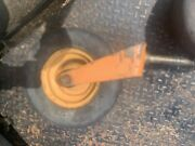 Scag Turf Tiger Zero Turn Mower Front Spindle Fork And Wheel