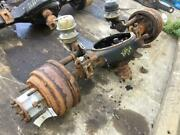 Ref Eaton-spicer D46170dp 0 Axle Housing Rear Front 1886177