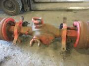 Ref Eaton-spicer Ds404 0 Axle Housing Rear Front 2018190