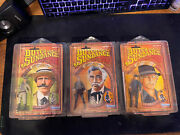 Butch And Sundance Kenner 1979 Toy Lot - New Unopened, Great Condition. Moc