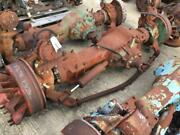 Ref Miscellaneous Miscellaneous 0 Axle Assembly Front Driving 676796