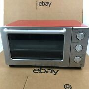Kenmore 4206 6 Slice Convection Toaster Oven Red