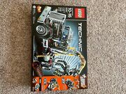 New Lego Technic Logging Truck 9397 Motorized - In Factory Sealed Box