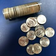 1951 S Roosevelt Dime Roll Bu Uncirculated