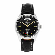 Breitling Premier Day And Date Auto 40mm Steel Mens Strap Watch A45340241b1p1