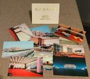 Old Chinese Lot 10 Postcards Photo Shanghai China Mao Post Card