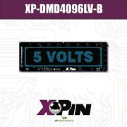 Xpin Low Voltage Led Dmd Dot Matrix Display In Blue For Stern/virtual Pinball