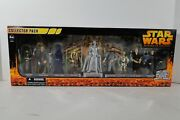Hasbro Star Wars Revenge Of The Sith Collector Pack 2005 9 Figures Rots