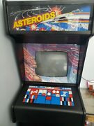 1979 Fully Restored Asteroids Arcade. Amazing Condition