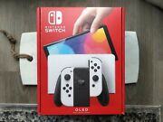 Brand New Nintendo Switch Oled - White Joy-con - In Hand - Fast Shipping