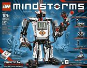 Lego Mindstorms Ev3 31313 Robot Kit Remote Control Brand New Seal Free Shipping