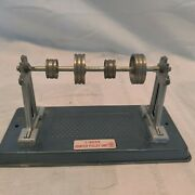 Vintage Linemar J-9059 Counter Pully Unit Accessory For Toy Steam Engine Japan.