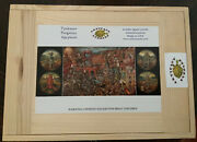 Rare Discontinued Artifacts Wooden Purgatory Puzzle 659 Pieces