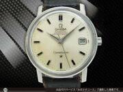 Omega Constellation Chronometer 168.018 Cal.564 Automatisch Vintage Uhr 1960and039s