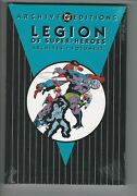 Legion Of Superheroes Dc Archive Editions Volume 13 Hc Hardcover Oop New Sealed