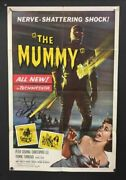 The Mummy Movie Poster Peter Cushing Christopher Lee 1959  Hollywood Posters