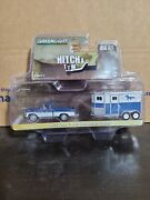 Greenlight 1972 Ford F-100 And Horse Trailer Hitch And Tow