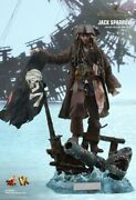 Hot Toys Dx15 1/6 Jack Sparrow Pirates Of The Caribbean Dead Men Tell No Tales