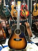 Discontinued 90s Maurice Md356 -12 String-ts Good Sound
