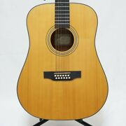 Jean Larrivee D-03 Acoustic Guitar Lariby From Canada With Hard Case