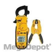 Uei Dl479combo, True Rms Clamp Meter With Pipe Clamp Probe