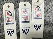 Airline Collectibles Vintage Luggage Tags