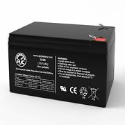 Peg Perego John Deere Ground Force Tractor 12v 12ah Replacement Battery