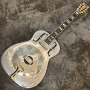 Operation Confirmed Gill Tone Resonator Guitar Not Included Musical Instrument