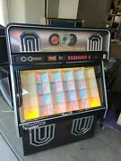 Wurlitzer Carnegie Cd Jukebox Not A Bubbler Free Cdand039s Free Shipping Ex. Cond