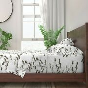 Ants Insects Bugs Creepy Crawly 100 Cotton Sateen Sheet Set By Roostery