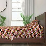 Maryland Flag Herald State Racing 100 Cotton Sateen Sheet Set By Roostery