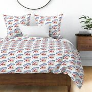 Lobster Seafood Restaurant Vintage Advertisement Sateen Duvet Cover By Roostery