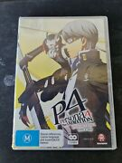Persona4 The Animation Collection 1 Episodes 1-12 R4 Dvd1▪︎madman▪︎rare▪︎