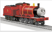 New Lionel James Steam Engine Thomas And Friends The Train 6-18734 O Scale
