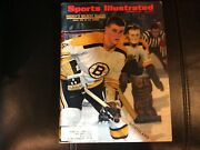 1967 Sports Illustrated Bobby Orr First Cover Photo Boston Bruins Hockey