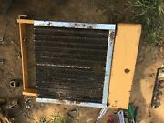 Salvage Allis Chalmers B-110 B-112 Tractor Grill Front Pedestal Screen