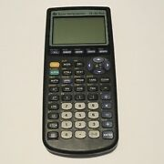 Texas Instruments Ti-83 Plus Graphing Calculator College Math Not Working Parts