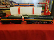 Williams Trains Norfolk And Western 746 Locomotive And Tender Near Mint Orig Box
