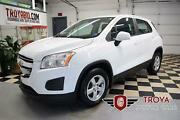 2015 Chevrolet Other Ls Awd Best Offer 2015 Chevrolet Trax Ls Awd Repairable Salvage Suv Rebuildable Damaged
